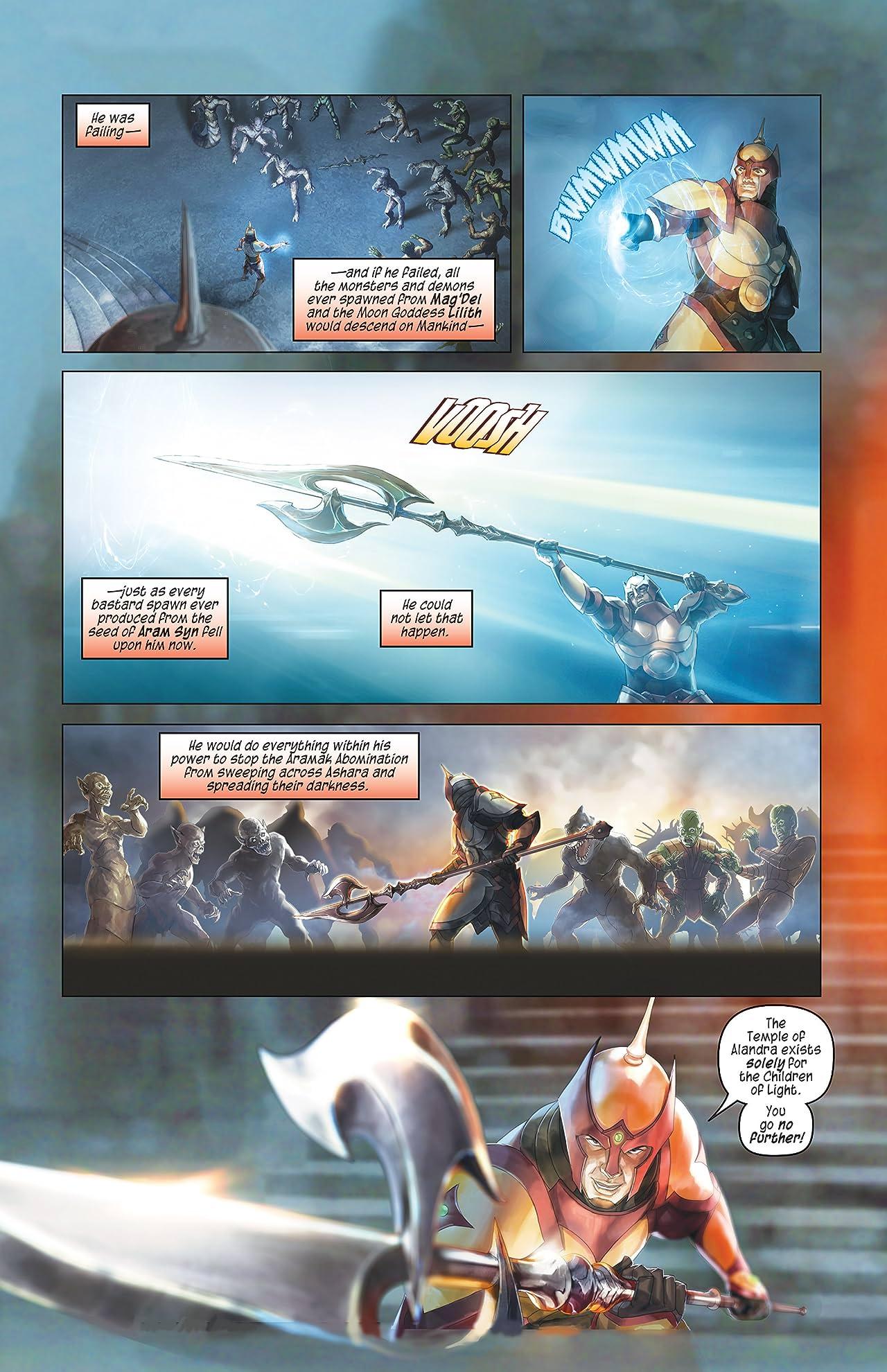 Space Goat Presents Vol. 1