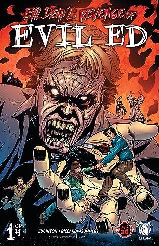 Evil Dead 2: Revenge of Evil Ed #1