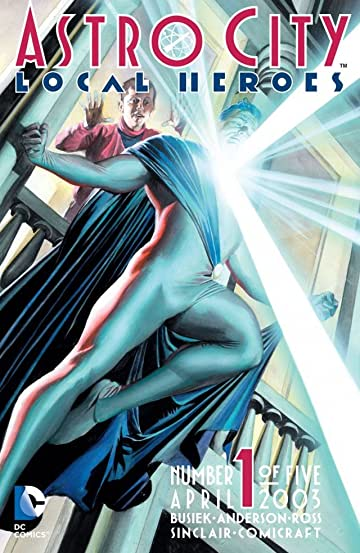 Astro City: Local Heroes (2003-2004) #1 (of 5)