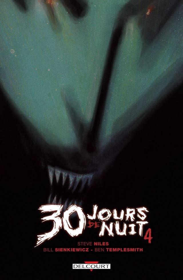30 jours de nuit Vol. 4: Au-delà de Barrow