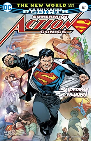 Action Comics (2016-) No.977