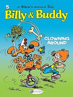 Billy & Buddy Vol. 5: Clowning around