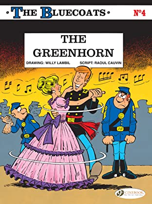The Bluecoats Vol. 4: The Greenhorn