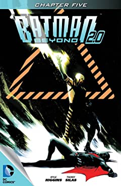 Batman Beyond 2.0 (2013-2014) #5