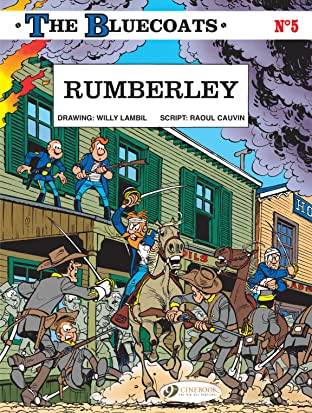 The Bluecoats Vol. 5: Rumberley