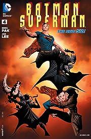 Batman/Superman (2013-2016) #4