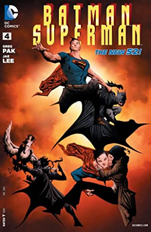 Batman/Superman (2013-) #4