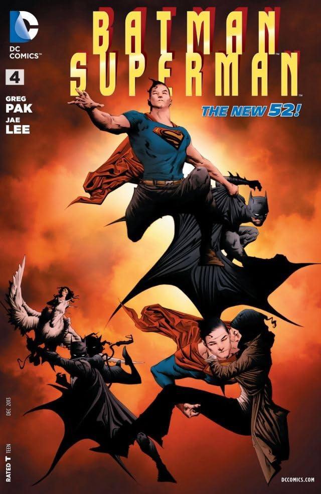 Batman/Superman (2013-) #4
