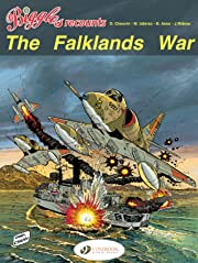Cinebook Recounts Vol. 2: The Falklands War