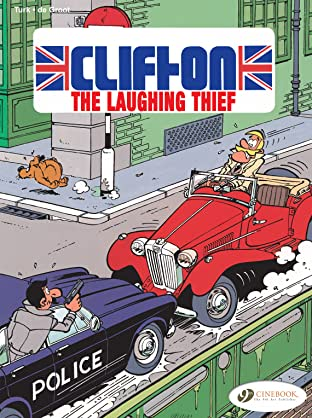 Clifton Tome 2: The Laughing Thief