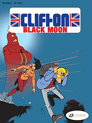 Clifton Tome 4: The Black Moon