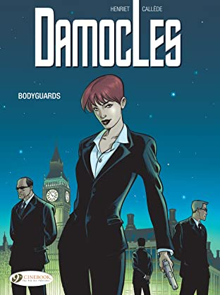 Damocles Vol. 1: Bodyguards