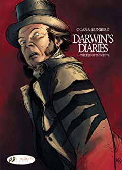 Darwin's Diaries Tome 1: The Eye of the Celts
