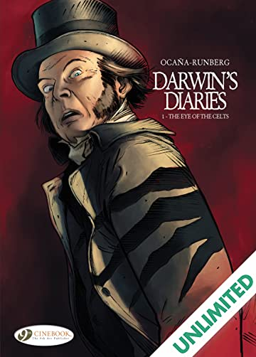Darwin's Diaries Vol. 1: The Eye of the Celts