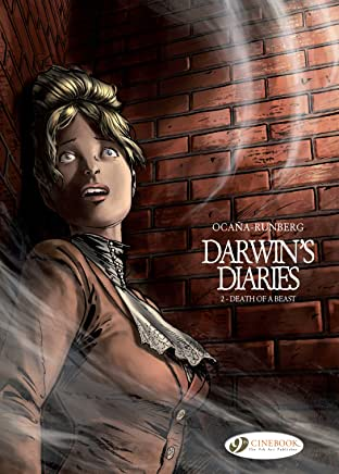 Darwin's Diaries Tome 2: Death of a Beast