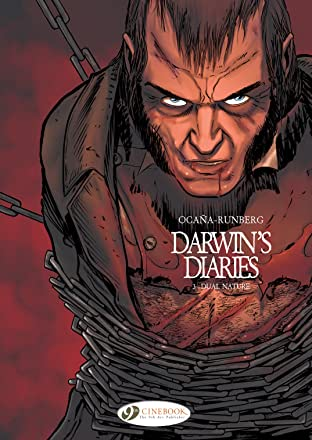 Darwin's Diaries Tome 3: Dual nature