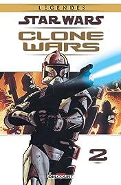 Star Wars - Clone Wars Vol. 2: Victoires & Sacrifices