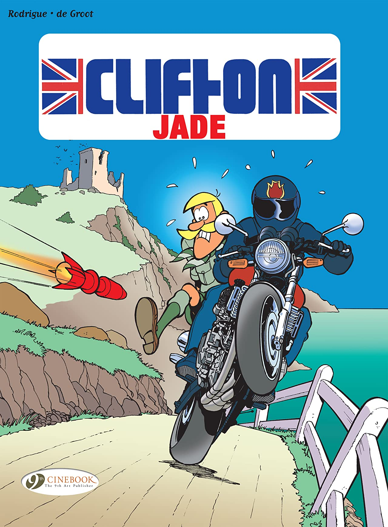 Clifton Vol. 5: Jade