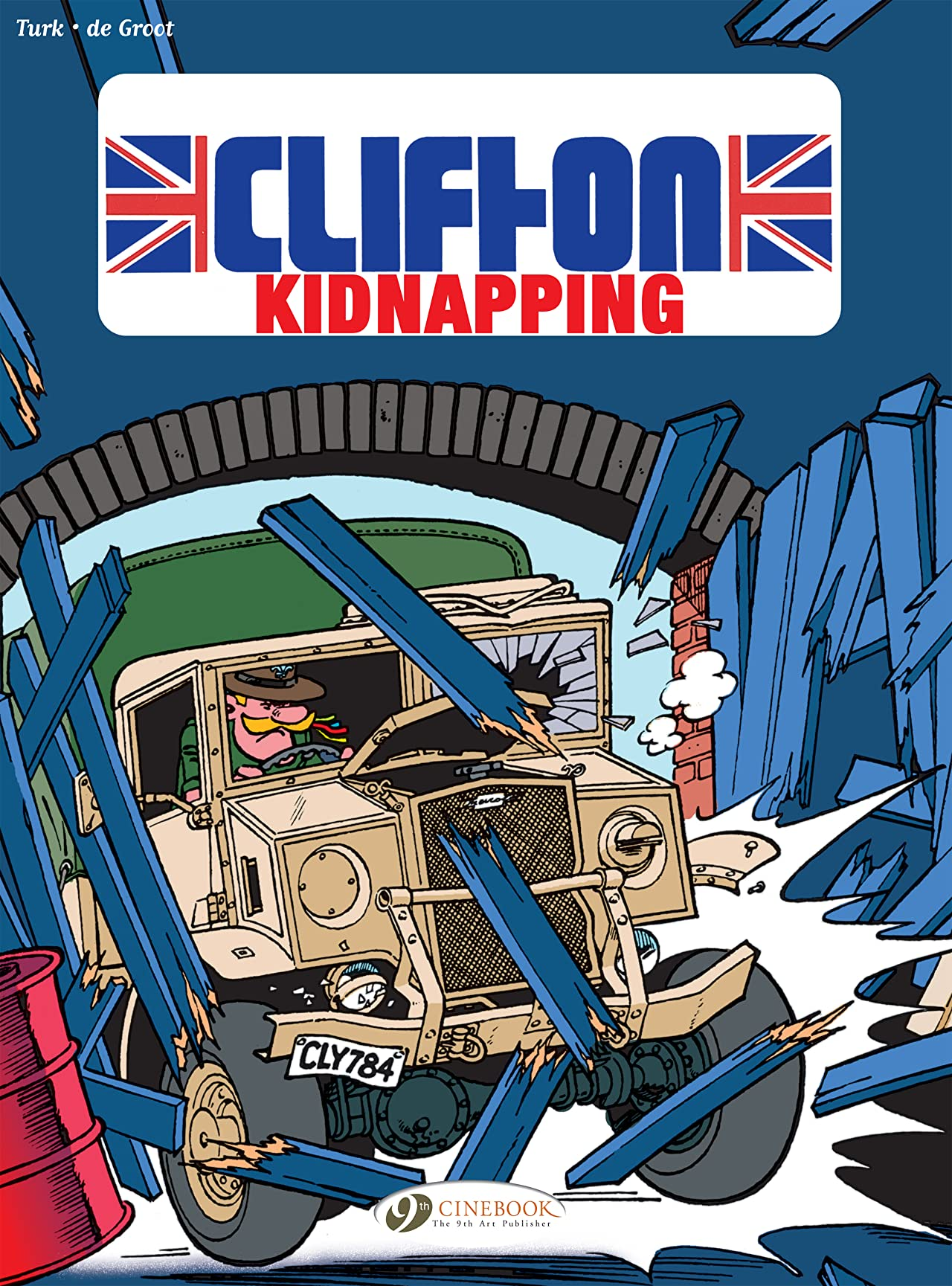 Clifton Vol. 6: Kidnapping