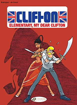 Clifton Vol. 7: Elementary, my dear Clifton