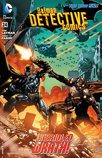 Detective Comics (2011-) #24