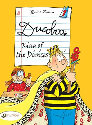 Ducoboo Vol. 1: King of the Dunces