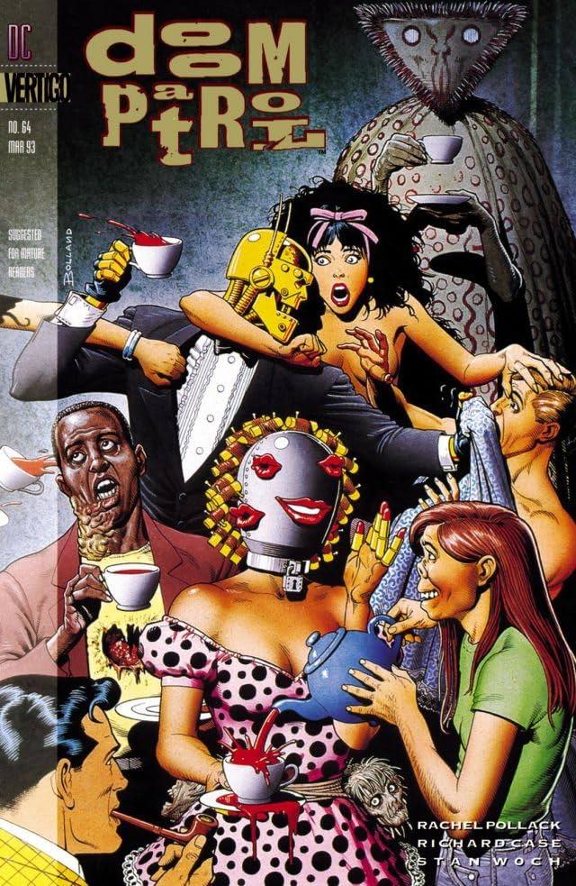 Doom Patrol 1987 1995 64 Comics By Comixology