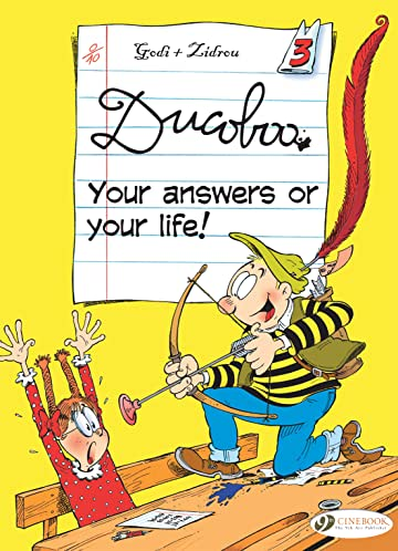 Ducoboo Vol. 3: Your Answers or your Life