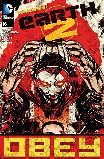 Earth 2 (2012-2015) #16