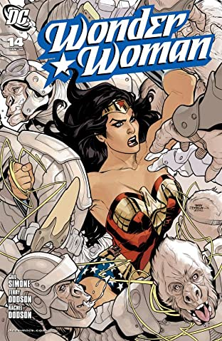 Wonder Woman (2006-2011) No.14