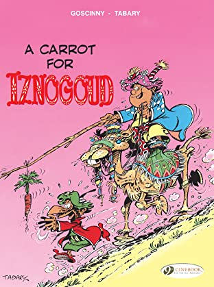 Iznogoud Vol. 5: A carrot for Iznogoud