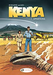 Kenya Tome 1: Apparitions