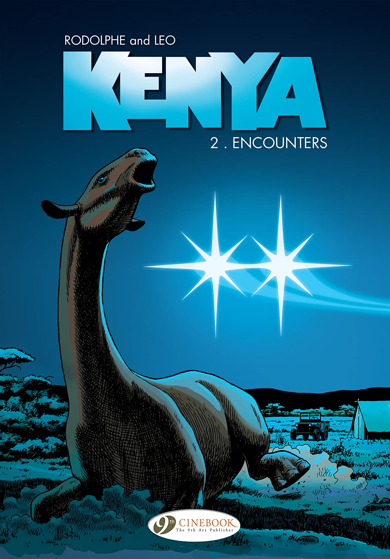 Kenya Vol. 2: Encounters
