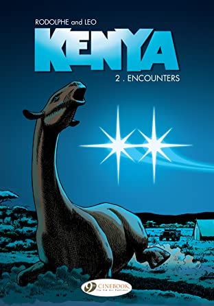 Kenya Tome 2: Encounters