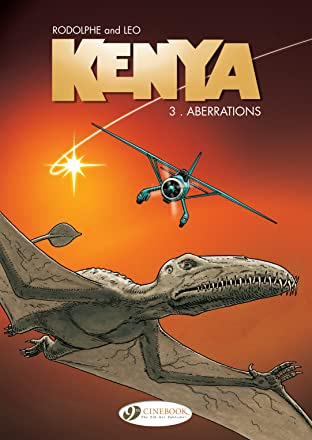 Kenya Tome 3: Aberrations