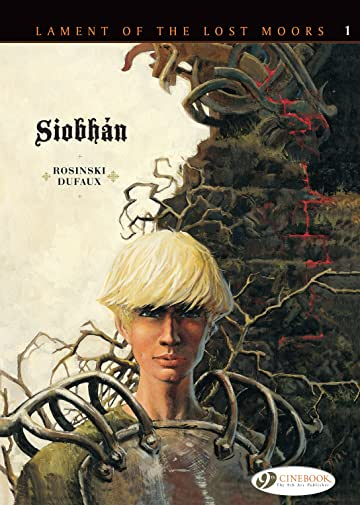 Lament of the Lost Moors Vol. 1: Siobhán