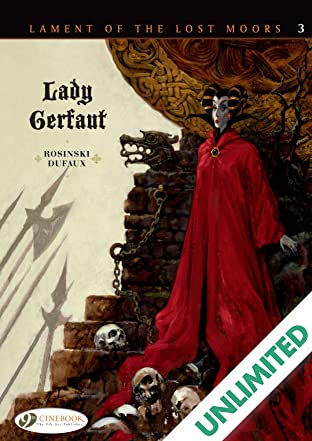 Lament of the Lost Moors Vol. 3: Lady Gerfaut