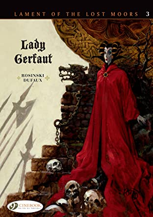 Lament of the Lost Moors Tome 3: Lady Gerfaut