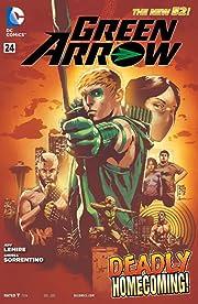 Green Arrow (2011-2016) No.24