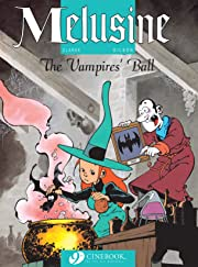 Melusine Vol. 3: The Vampire's Ball