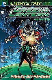 Green Lantern (2011-2016) #24