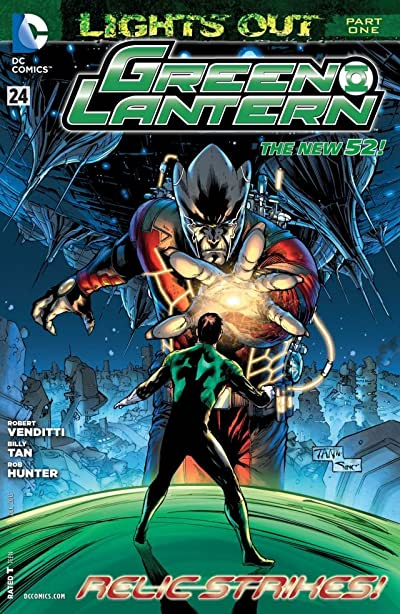 Green Lantern (2011-2016) #24 - DC Entertainment