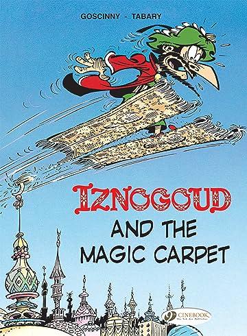 Iznogoud Vol. 6: Iznogoud and the Magic Carpet