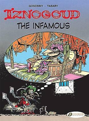 Iznogoud Vol. 7: Iznogoud the Infamous