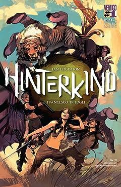 Hinterkind (2013-2015) No.1
