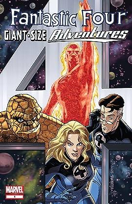Fantastic Four Giant-Size Adventures (2009) #1