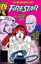 Firestar (1986) #1 (of 4)