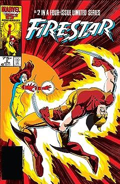 Firestar (1986) #2 (of 4)