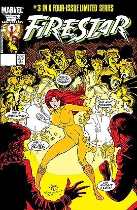 Firestar (1986) #3 (of 4)