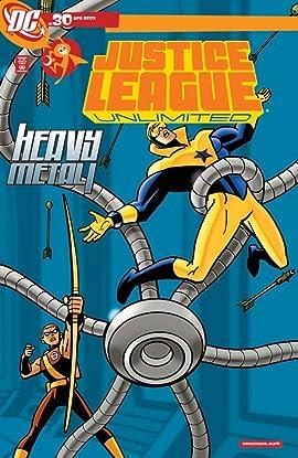 Justice League Unlimited #30
